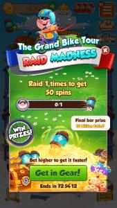 Raid Madness event