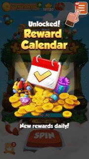 Rewards Calendar Unlocked
