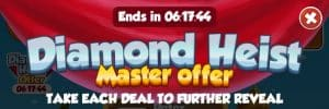 Read more about the article Free Spins in the Diamond Heist