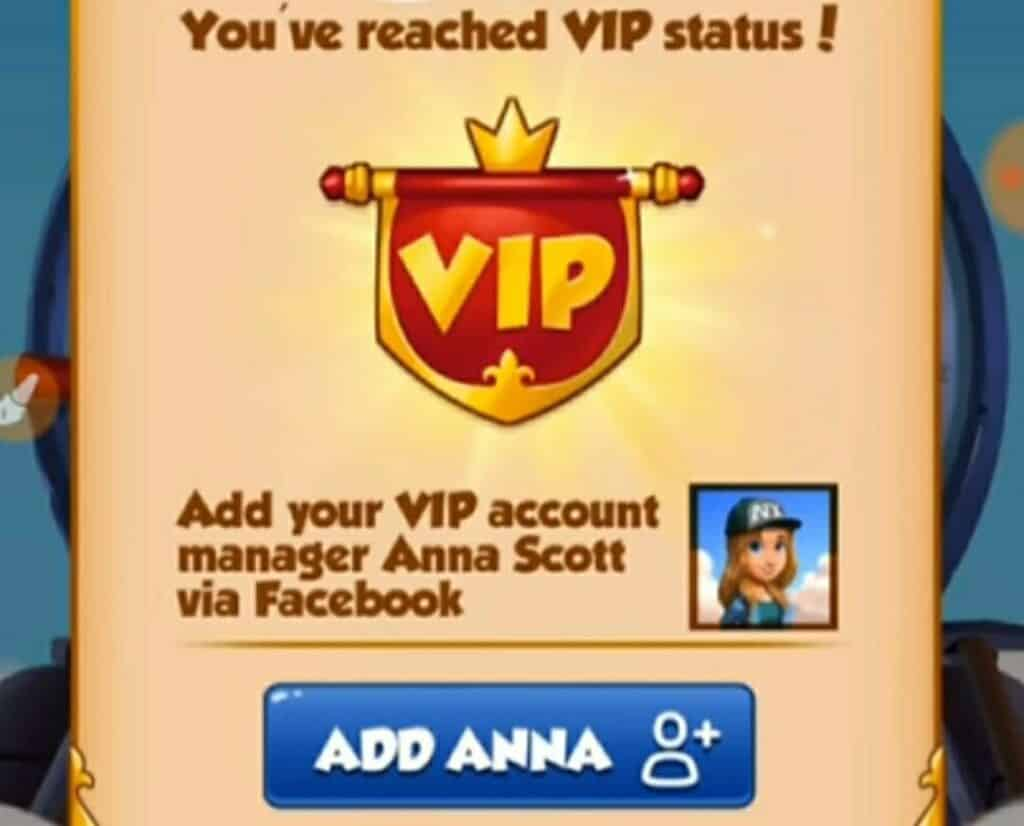 How to become a VIP in Coin Master