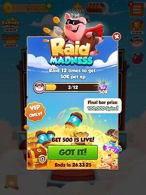 Raid Madness VIP edition