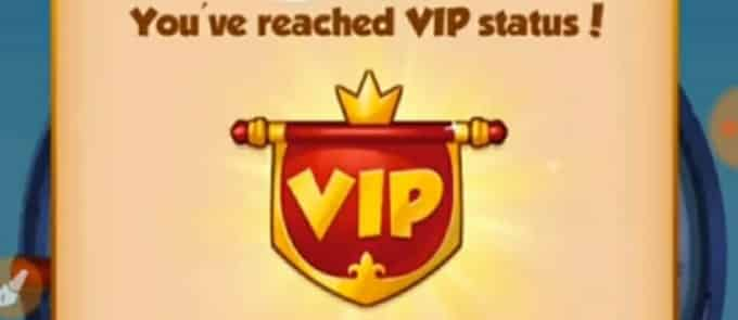 Coin Master VIP player
