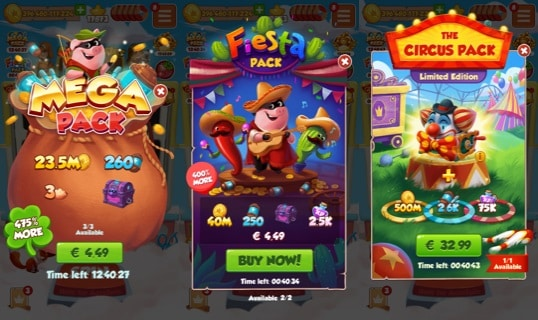 Coin Master Ads