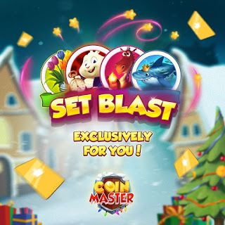 Set Blast exclusively for 30 minutes