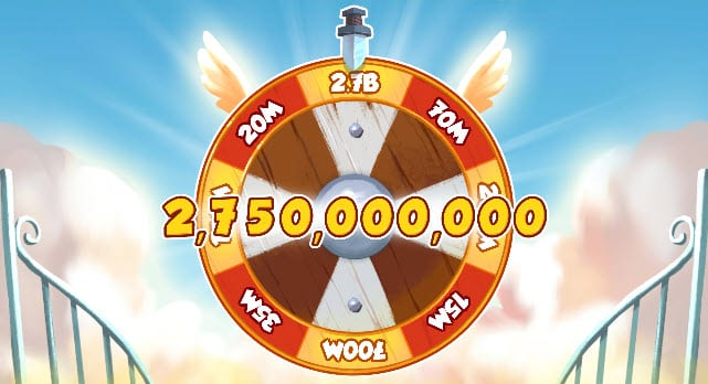 You are currently viewing Daily Bonus: Spin for free coins