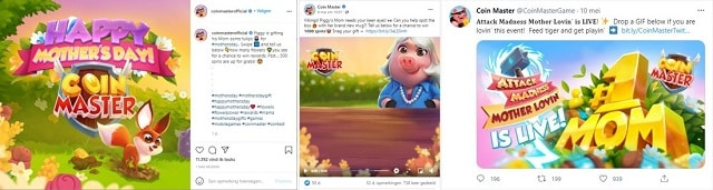Read more about the article Coin Master Free Spins link today on Facebook and Instagram