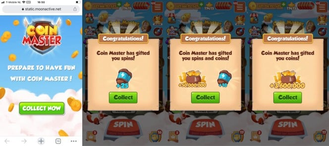 Read more about the article Coin Master Haktuts – Free Spins offers